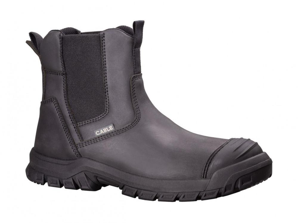 cable granite safety shoes